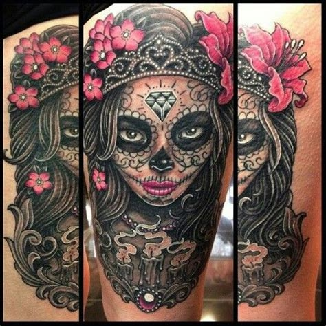 sugar skull sleeve tattoo designs 25 best ideas about sugar skull sleeve on