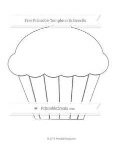 cupcake template printable free printable large cupcake template printable