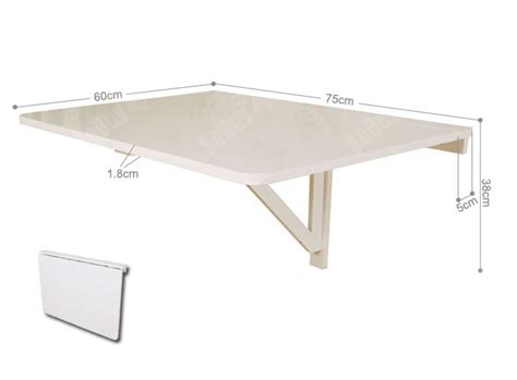Wall Mounted Drop Leaf Table Sobuy 174 Folding Wall Mounted Drop Leaf Table Wall Shelf Table Dining Table Fwt Uk Ebay