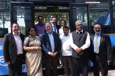 gen volvo buses    india engine join bmtc fleet automotiveindianews