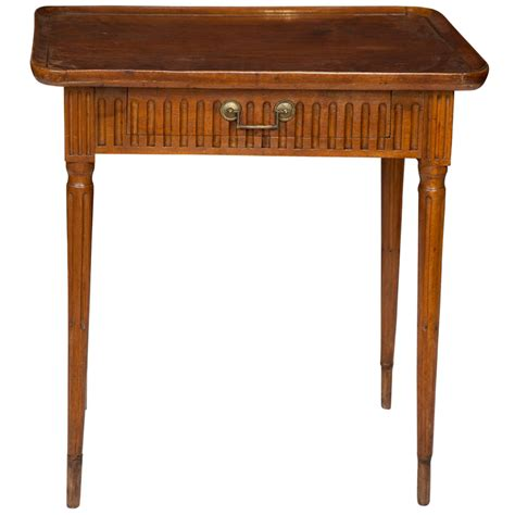 Louis Xvi Table by Louis Xvi Side Table For Sale At 1stdibs