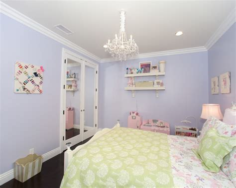light purple paint for bedroom traditional ceiling lights for kids with yellow wall room