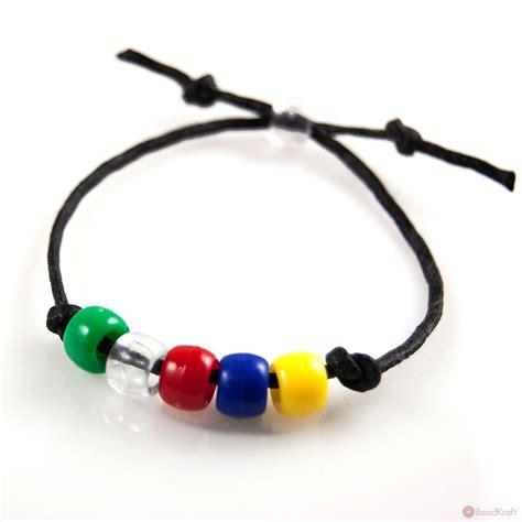 bead and supplies salvation pony bead bracelet kits beadkraft wholesale