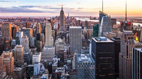 wallpaper macbook new york new york city sunset wallpaper download hd collection
