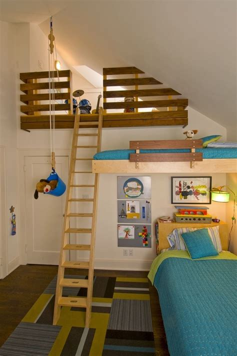 256 best loft beds images on bedroom ideas bunk beds and child room