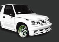 suzuki sidekick body kits at andy's auto sport