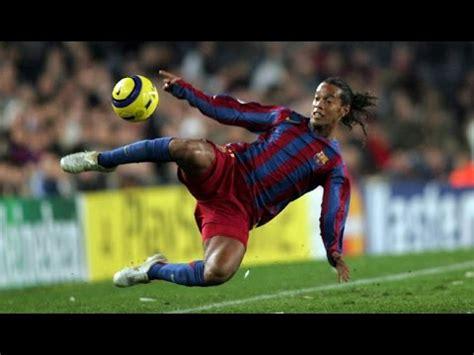 ronaldinho best goal la magia de ronaldinho gaucho todos los tiempos