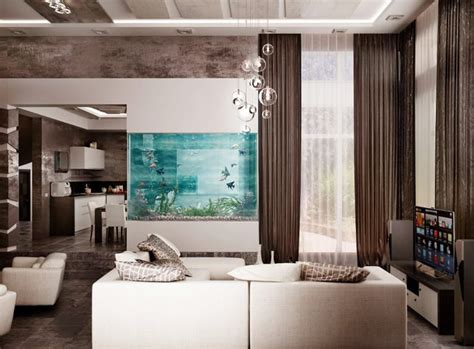 Gardien De Villa De Luxe 4278 by 30 Cool Aquariums For Your Home