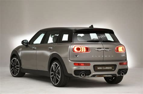 Internal Home Design Gallery by 2015 Mini Clubman New Pictures And Video Autocar