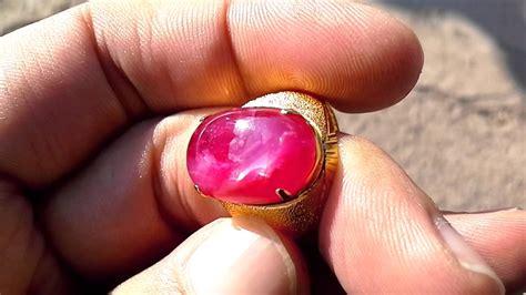 12ct burma ruby