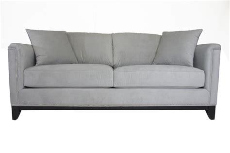 gray studded sofa grey studded sofa hereo sofa