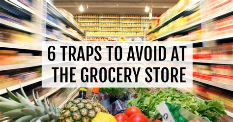 Grocery Shopping Mistakes by 6 Food Shopping Mistakes You Re Hungry
