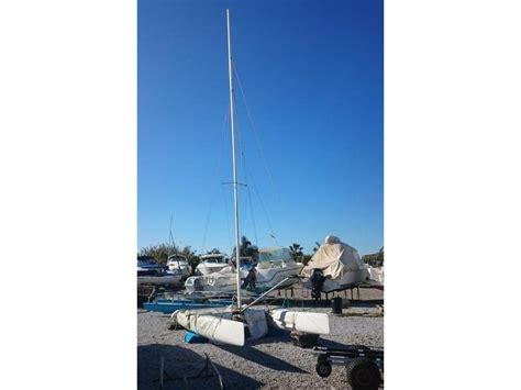 catamaran sailing malaga bimare 18 ht in m 225 laga catamarans sailboat used 54676