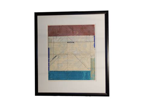 framed abstract framed abstract limited edition signed and numbered