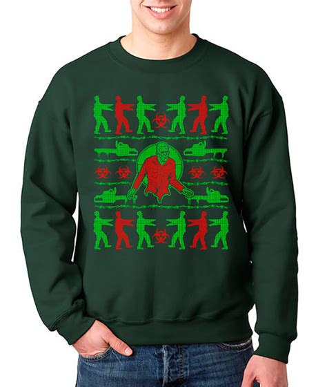 zombie christmas sweater rock your sweater 8 of the best sweaters of the season so far