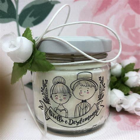 candela bomboniera matrimonio bomboniera nozze sacchetto matrimonio 25 vasetti con