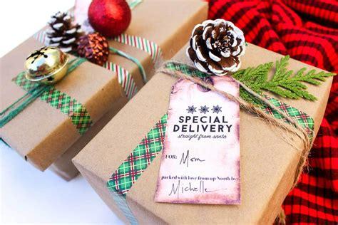 gift wraps ideas easy dollar store gift wrap ideas free gift tags
