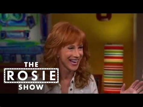 Rosie Shows Again by Kathy Griffin Opens Up About Plastic Surgery The