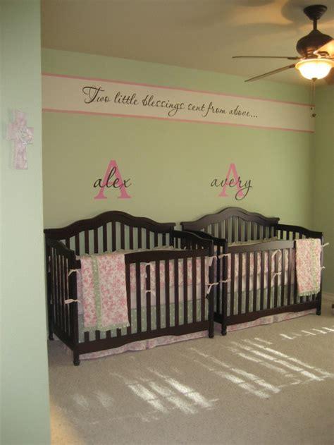 fans for baby nursery 20 cute twin baby nursery designs