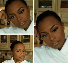 pgaedra parks hair celebs without makeup before and after rasheeda before