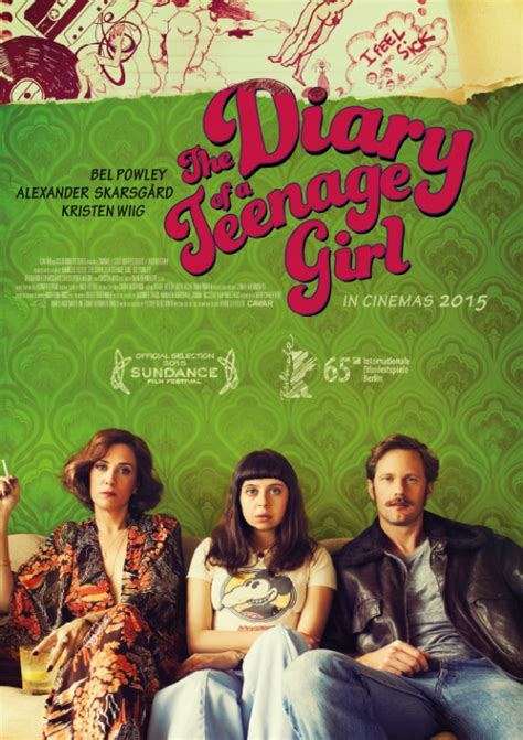 film seri vire diary check out the quot diary of a teenage girl quot trailer the source