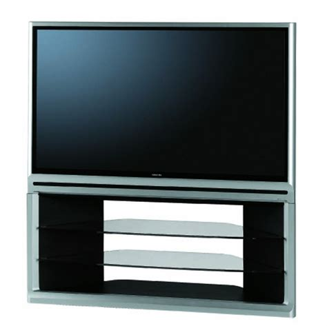toshiba hm   hd dlp rear projection tv