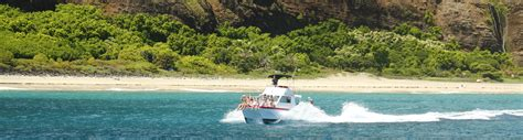 kauai boat tour family why tour the na pali coast with makana charters
