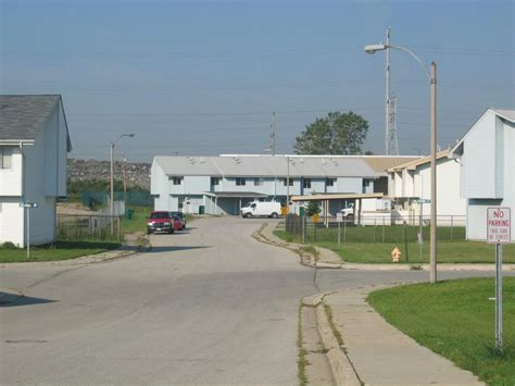 navy housing north chicago il great lakes naval base housing photo picture image illinois at