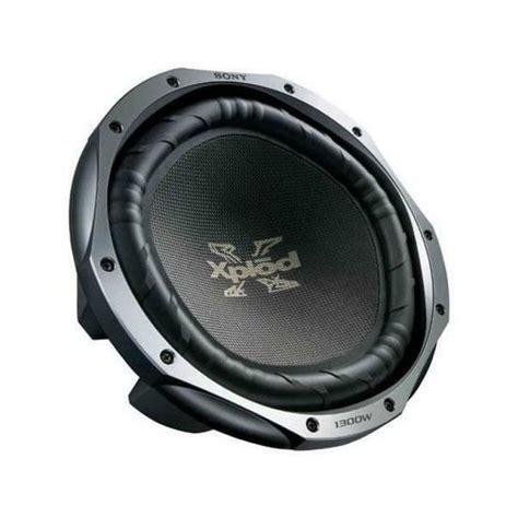 Speaker Aktif Sony Xplod subwoofer sony xplod xs ld106p5 10 quot 1300w no paraguai comprasparaguai br