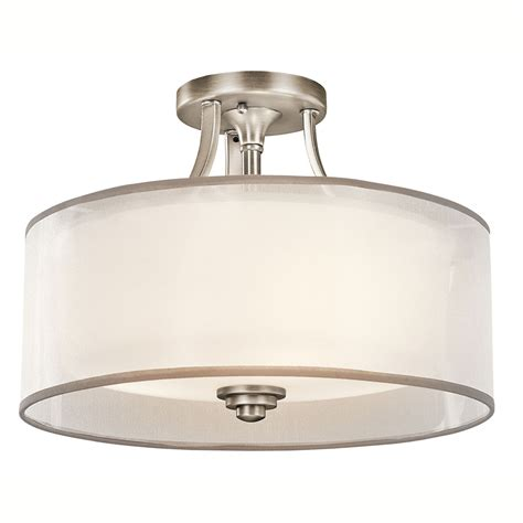 kichler lighting 42386 collection ceiling semi flush