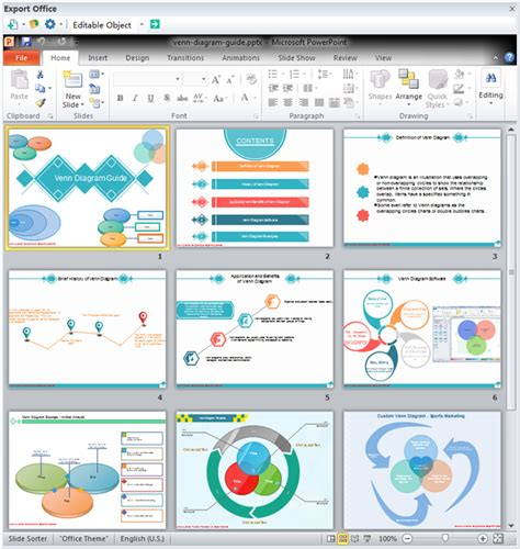 powerpoint layout guides infographic exles