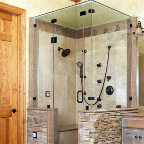 shower stall design ideas