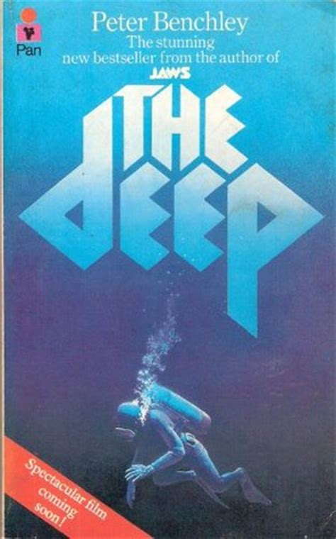 deep  peter benchley reviews discussion