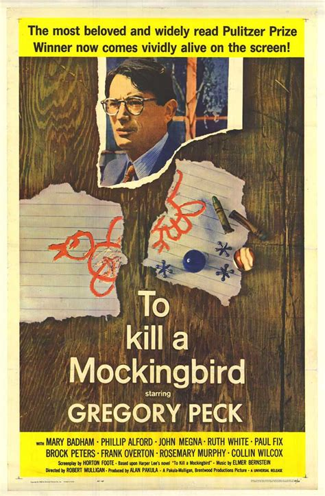 themes in to kill a mockingbird movie to kill a mockingbird movie posters at movie poster