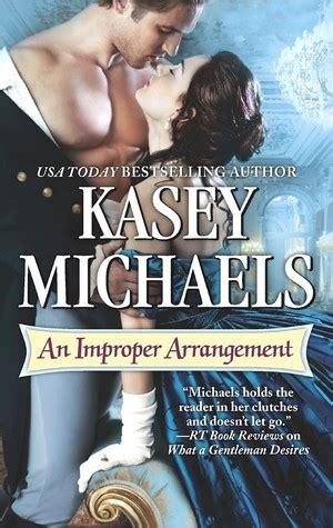 An Improper Arrangement the meandering reader an improper arrangement by kasey