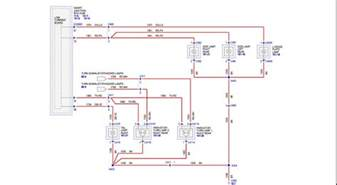 light wiring diagram the mustang source ford mustang forums