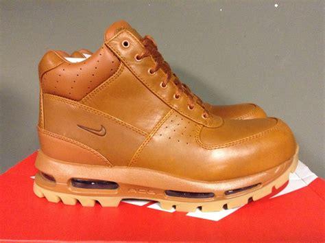 nike 2016 air max goadome acg new mens boots gum