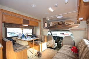 motor home interiors c xlarge motorhome rent in vancouver abbotsford