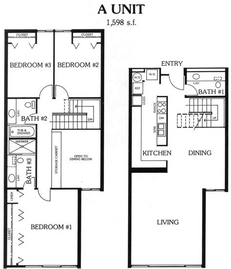 diamond at prospect floor plans dowsett point 217 prospect street honolulu hi 96813