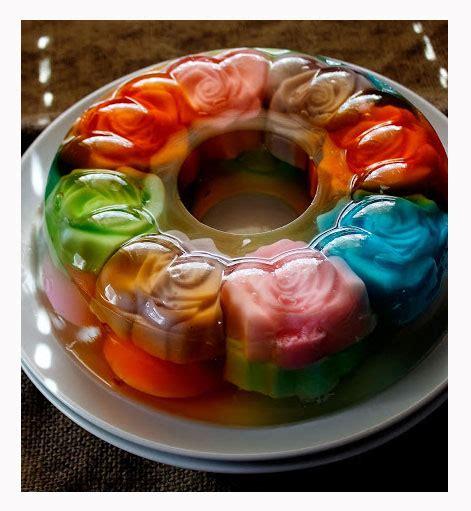 cara membuat puding warna resep membuat puding bunga aneka warna love indonesia