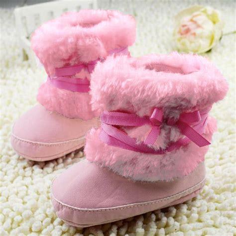 Prewalker Newborn 2 newborn baby comfortable bowknot toddler warm