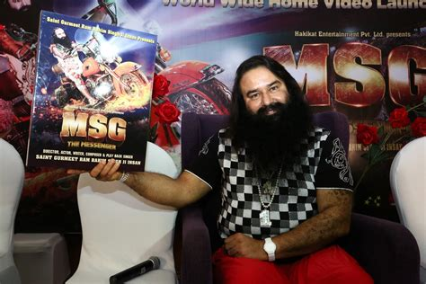 sant gurmeet ram rahim singh ji msg the messenger the entertainer for social now on dvd