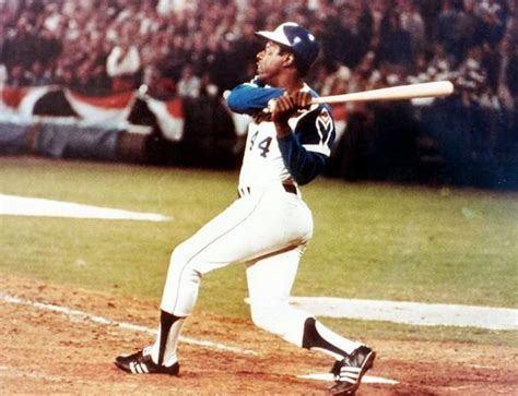 hank aaron swing this day in history hank aaron breaks babe ruth s home