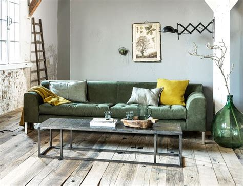 green couch living room the 25 best industrial living rooms ideas on pinterest