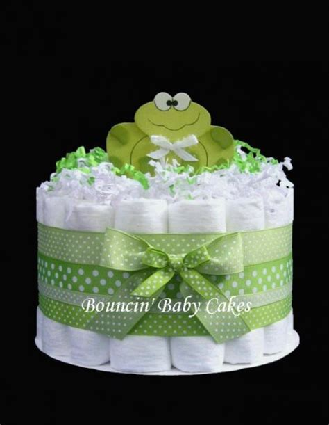 one tier baby shower cake 1 tier baby frog baby shower cake centerpiece