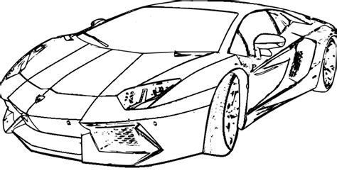 how to draw paint cars books get this printable lamborghini coloring pages 64038
