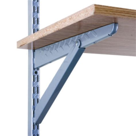 heavyweight 14 quot plate supported shelf bracket at