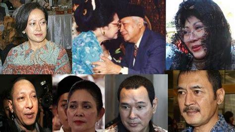Keluarga Cendana kembalinya keluarga cendana ke kancah politik begini respon netizen