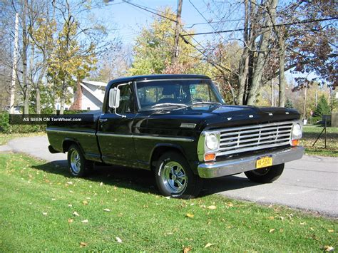 1967 ford truck 1967 ford f100 rust truck