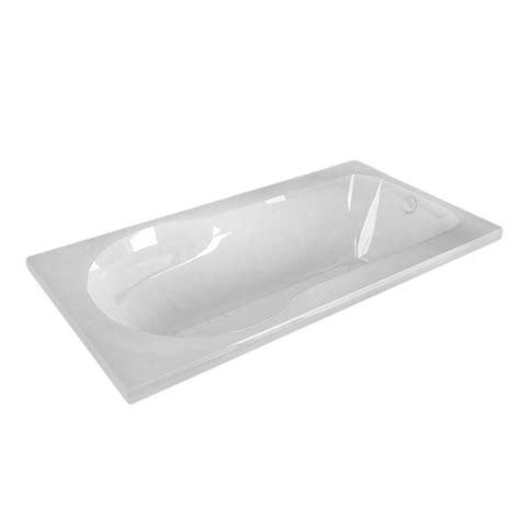 universal tubs zircon right drain whirlpool bath tub white